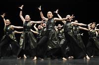 同志社香里など全国大会へ 高校ダンス部選手権地区大会