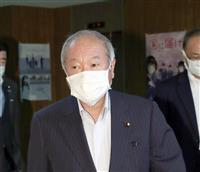 徴用工現金化問題「解決策講じられず遺憾」 自民・鈴木総務会長