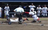 群馬・高校野球8強出そろう シード4校コールド勝ち