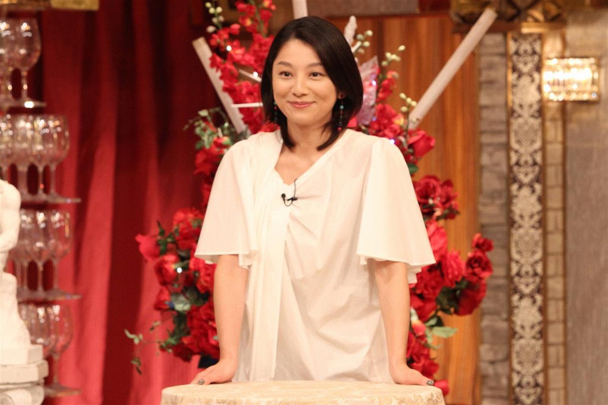 小池栄子「芸能界で一番緊張するのはTOKIOと絡むこと」