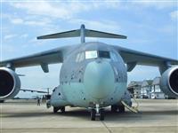 【続・防衛最前線】C2輸送機 「青い鯨」は空中で大きく口を開ける