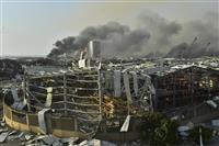 【動画】死者78人、4000人近く負傷 邦人も1人軽傷 ベイルート大規模爆発