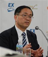 リニア令和19年大阪開業「目指すが難しい」 JR東海社長、改めて強調