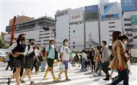 熱中症警戒アラート発表 運用後初、茨城、千葉、東京に