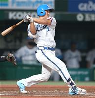 【プロ野球通信】西武・川越の登場曲はお線香CM曲「青雲の歌」 お披露目でプロ1号も