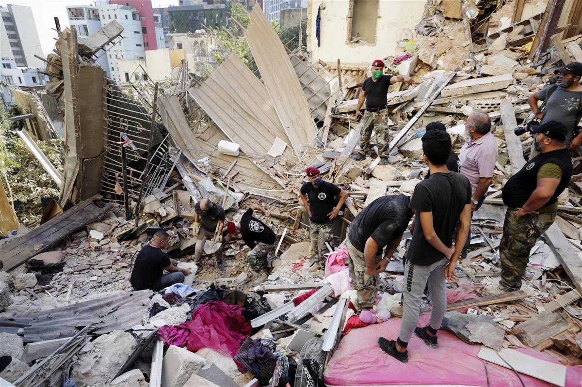 レバノン政情不安に拍車も 大規模爆発 周辺国、支援で影響力増大狙う ...