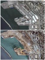 港湾職員らを自宅軟禁 国際支援本格化へ 大規模爆発のレバノン