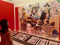 安野モヨコ展 漫画家と絵師 30年の軌跡