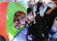 レバノンで1日のコロナ感染が最多に 爆発救援で拡大も