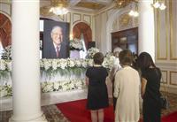 立民も参加へ 日華懇の台湾弔問団