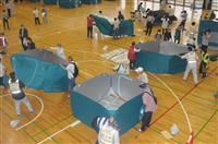 【深層リポート】宮城発 「3密」回避へ 避難所の新型コロナ対策急げ