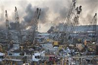 レバノン大規模爆発 食糧危機に懸念広がる
