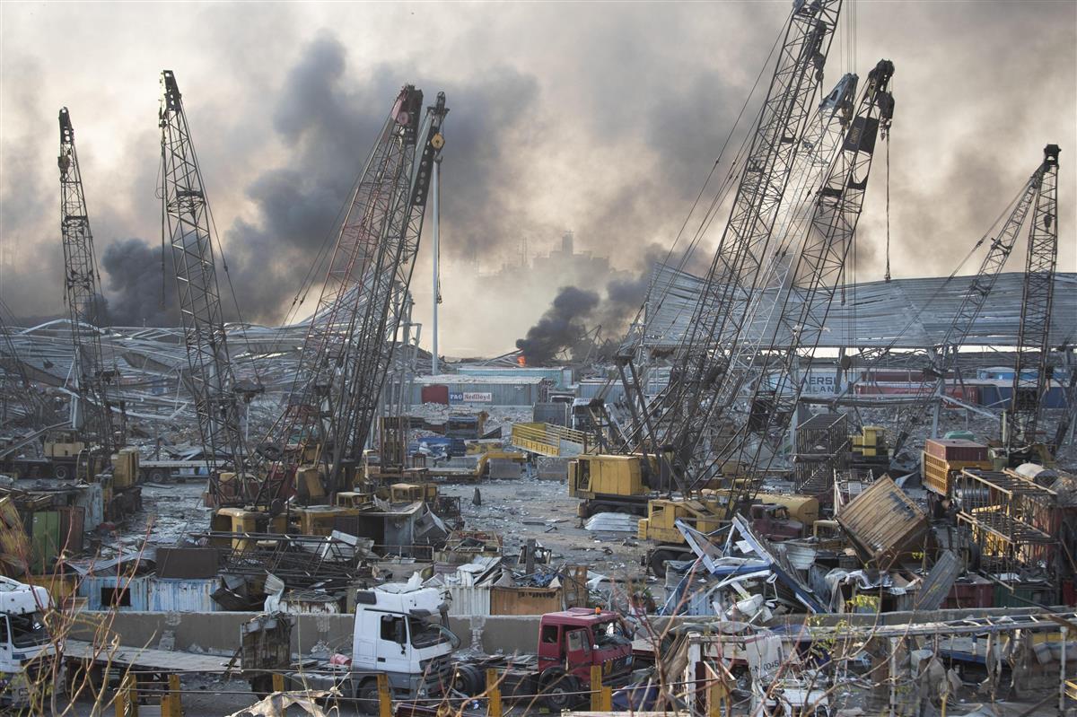 レバノン大規模爆発 食糧危機に懸念広がる - 産経ニュース