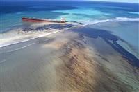 モーリシャス沖事故で重油大量流出 商船三井運航の貨物船、生態系に打撃