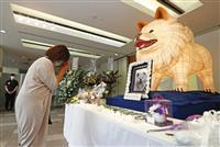 「わさおを忘れないで」 青森県鯵ケ沢町でしのぶ会