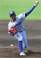 攻めた一球「申し訳ない」 健大高崎・下慎之介投手(3年) 群馬高校野球