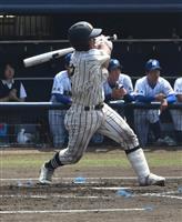 甘い球逃さず満塁弾 桐生第一・星野綜汰選手(3年) 群馬高校野球