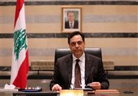 レバノン首相、辞意表明へ 大規模爆発、政治空白の懸念