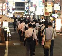 前面に出るがお願いのみ…「夜の街」立ち入る警察官、法の想定外も運用模索
