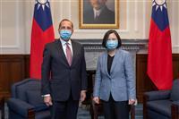 米長官、李登輝氏を追悼 コロナ対策で中国批判