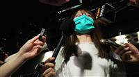 【動画】保釈された周庭氏、拘束中「欅坂46『不協和音』の歌詞が頭に」 日本からの支持に…