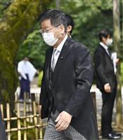 衛藤担当相 靖国参拝「中韓からいわれることではない」 記者に反論