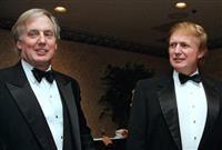 米大統領弟ロバート氏死去 トランプ氏「親友だった」