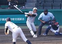 【甲子園交流試合】鶴岡東、日本航空石川との接戦制す