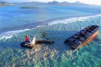 モーリシャス沖座礁、賠償責任は商船三井ではなく「船主」に