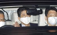 安倍首相は日帰り人間ドック 「休み明けの体調管理に万全期す」