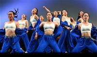 【日本高校ダンス部選手権】幕張総合、2年生12人が全国の大舞台で躍動