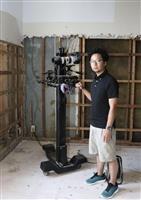 泥から守った「100万枚」の思い出 熊本・芦北町のフジ写真館再開