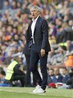 バルサがセティエン監督を解任、07~08年シーズン以来の無冠
