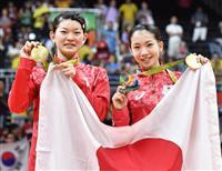 「タカマツ」ペアの高橋礼、引退へ リオ金も…東京五輪出場厳しく