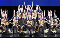 【日本高校ダンス部選手権】演技中も常に換気 きめ細かなコロナ対策