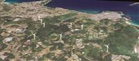 「風力」追い風 九電、東へ 子会社が唐津に発電所 内外で開発加速