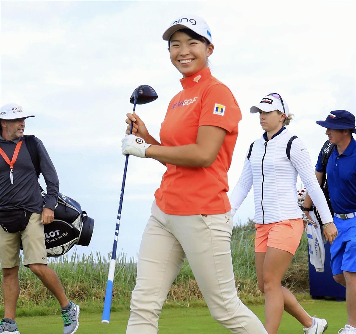 ゴルフ 全 英 女子 オープン