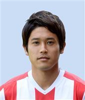 J1鹿島の内田が引退へ 元日本代表、今季限り