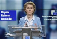 ベラルーシめぐりEU首脳、「近く制裁」も明示せず 対話の必要性を強調