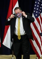 米、イラクへ人道支援強化、国務長官、安定化へ協力