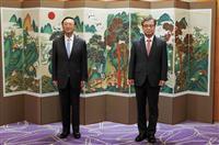 中韓接近…コロナ安定後に習氏訪韓、合意 釜山で高官会談