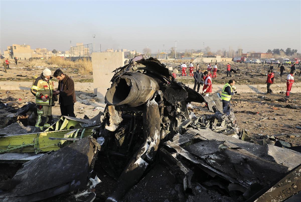 イランがウクライナ機撃墜の調査結果発表 操縦室会話も - 産経ニュース