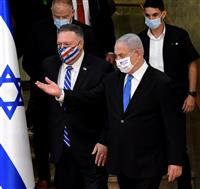 「悪意ある投資家」 米、イスラエルへの中国進出に警戒 首相との会談でも協議