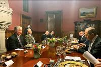 米副長官、ベラルーシへの露介入を牽制 露外相らと協議