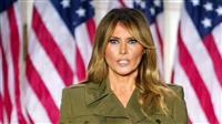 【米大統領選】メラニア夫人が演説「夫は最も適した指導者」