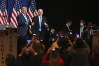 米大統領選 民主党政権「経済停滞の暗い時代」 トランプ政権高官が共和党全国大会で批判