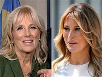 【米大統領選】ファーストレディー候補は「模範的存在」 メラニア夫人とジル夫人