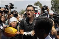 香港、昨年のデモで16人逮捕 暴動容疑で民主党議員も