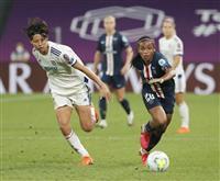 熊谷のリヨン決勝へ サッカー女子欧州CL