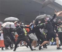 国安法で逮捕の香港民主活動家 台湾への密航で拘束